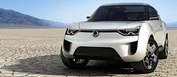 TopGear.com.ph Philippine Car News - Geneva 2012: SsangYong's XIV-2 Concept