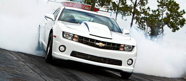 TopGear.com.ph Philippine Car News - Chevrolet's COPO Camaro concept to go into production