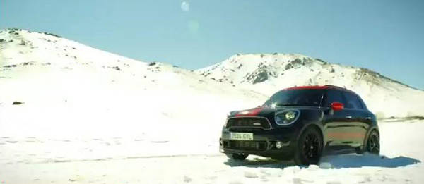 TopGear.com.ph Philippine Car News - Mini John Cooper Works Countryman takes to the desert, snow