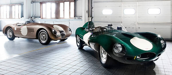 TopGear.com.ph Philippine Car News - Jaguar launches Heritage Racing program