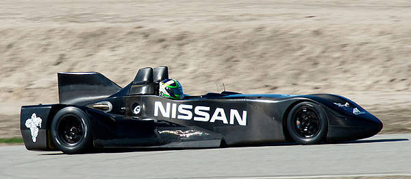 TopGear.com.ph Philippine Car News - Nissan to run innovative race car at Le Mans