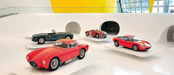 TopGear.com.ph Philippine Car News - Museum honoring Enzo Ferrari opens in Modena, Italy