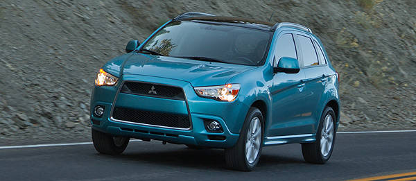 TopGear.com.ph Philippine Car News - Mitsubishi ASX earns US insurance organization's Top Safety Pick award