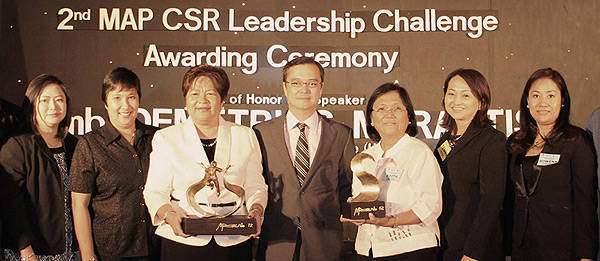 TopGear.com.ph Philippine Car News - Petron's social responsibility efforts lauded