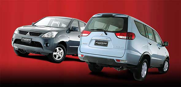 Mitsubishi Motors Philippines Announces Fuzion Recall