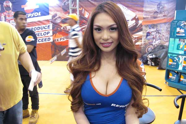Hot Import Nights babe #1