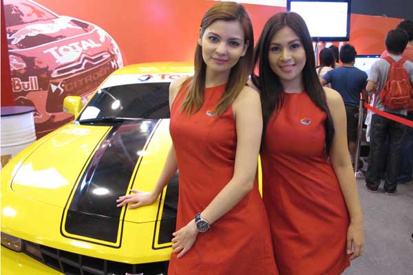 Hot Import Nights babes #6