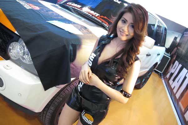 Hot Import Nights babe #10
