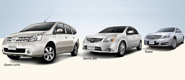 TopGear.com.ph Philippine Car News - Nissan promo: Blazing hot rides for the summer
