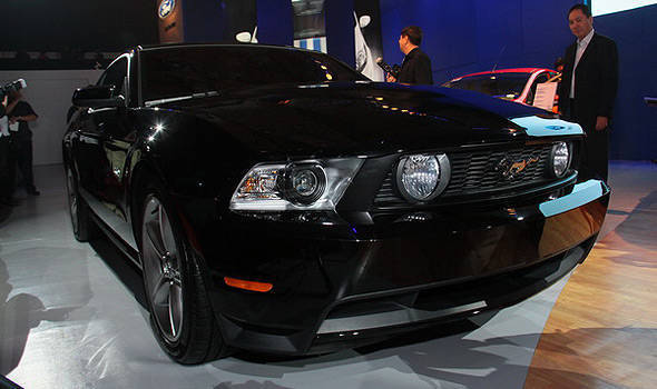 TopGear.com.ph Philippine Car News - MIAS 2012: The Ford Mustang is coming