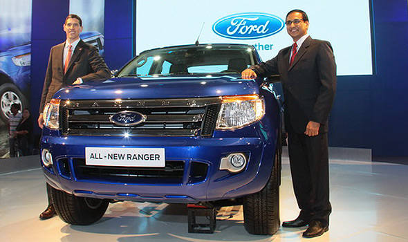 TopGear.com.ph Philippine Car News - MIAS 2012: When will we get the 3.2-liter Ford Ranger?
