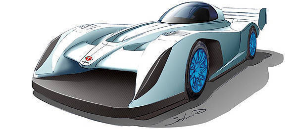 TopGear.com.ph Philippine Car News - Pikes Peak record-holder to contest this year's race in a prototype electric vehicle