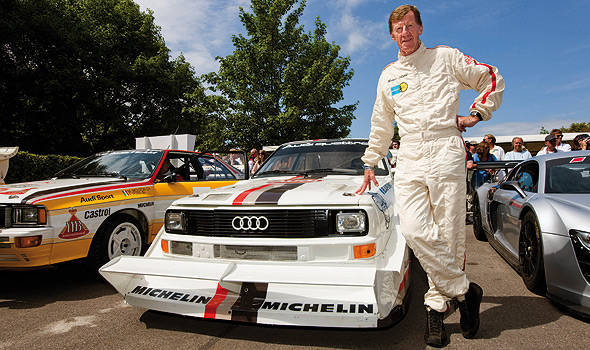 TopGear.com.ph Philippine Car News - Rally legend Walter Röhrl, Audi Sport Quattro S1 to take on Pikes Peak again