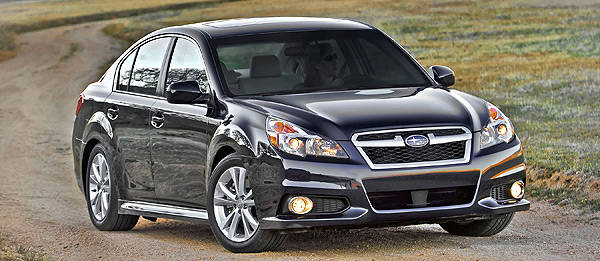 TopGear.com.ph Philippine Car News - New York preview: Subaru updates its Legacy, Outback models