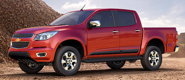 TopGear.com.ph Philippine Car News - Next attraction: The Chevrolet Colorado