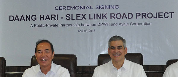 TopGear.com.ph Philippine Car News - Work on Daang Hari-SLEX Link road project to begin on May 2012