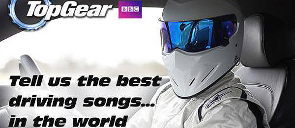 TopGear.com.ph Philippine Car News - Top Gear wants to know your favorite driving songs
