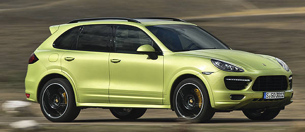 TopGear.com.ph Philippine Car News - Porsche debuts Cayenne GTS
