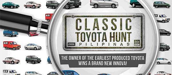 TopGear.com.ph Philippine Car News - Hunt for oldest locally-produced Toyota to wrap up