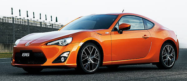 TopGear.com.ph Philippine Car News - Build your own Toyota 86