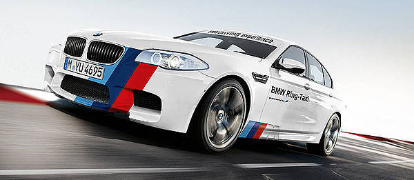 TopGear.com.ph Philippine Car News - BMW M5 is latest Nurburgring Taxi