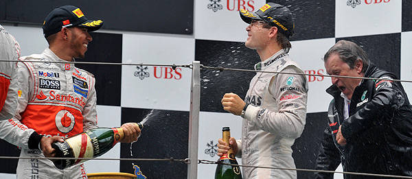 TopGear.com.ph Philippine Car News - Five facts about Nico Rosberg's victory