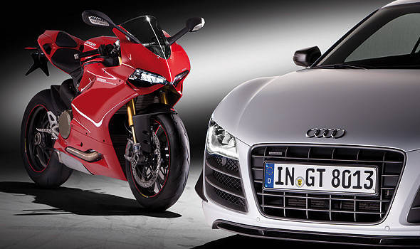TopGear.com.ph Philippine Car News - Audi acquires Ducati