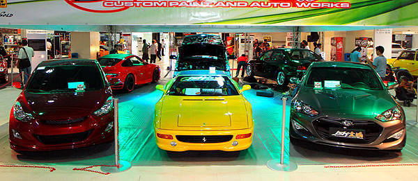 What you'll be missing at the 21st Trans Sport Show