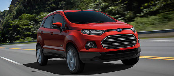 TopGear.com.ph Philippine Car News - Ford reveals production-version of its EcoSport