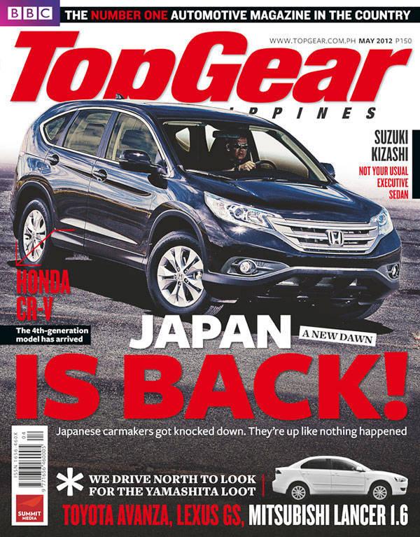 Japan Issue: Honda CR-V