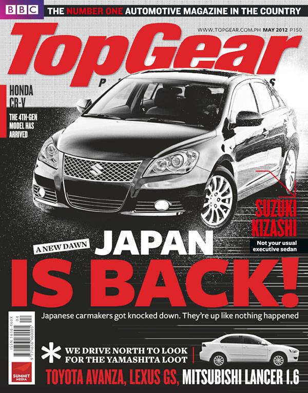 Japan Issue: Suzuki Kizashi