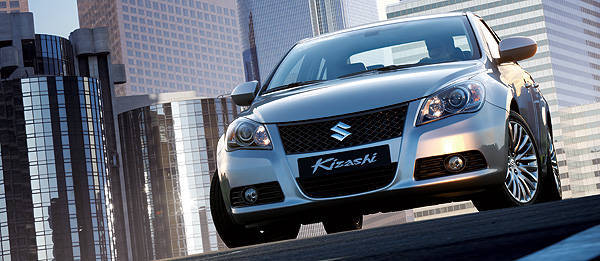 TopGear.com.ph Philippine Car News - Suzuki Philippines finally brings in the Kizashi