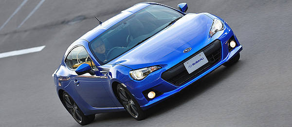 TopGear.com.ph Philippine Car News - Subaru lets us in on the development of the BRZ