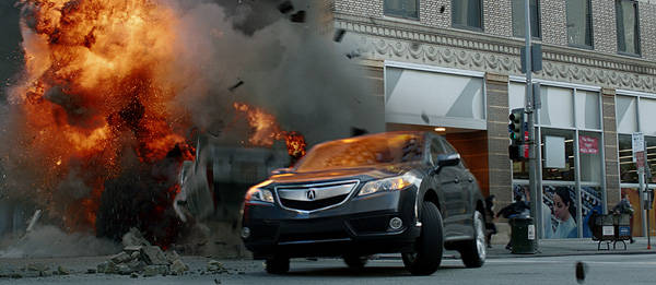 TopGear.com.ph Philippine Car News - Acura takes center stage in 'The Avengers'