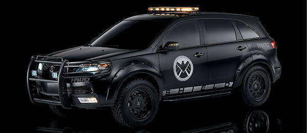 TopGear.com.ph Philippine Car News - Acura takes center stage in The Avengers