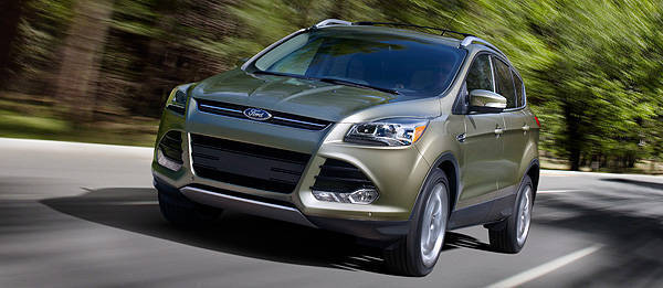 TopGear.com.ph Philippine Car News - US environmental agency calls all-new Ford Escape as most fuel efficient small SUV