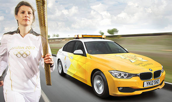 TopGear.com.ph Philippine Car News - BMW reveals its fleet for the 2012 London Olympic Games