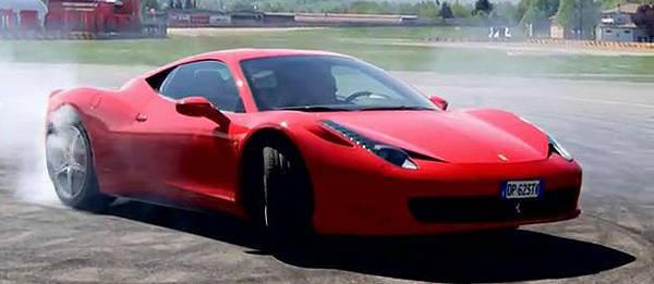 TopGear.com.ph Philippine Car News - Ferrari celebrates its 8 millionth Facebook fan