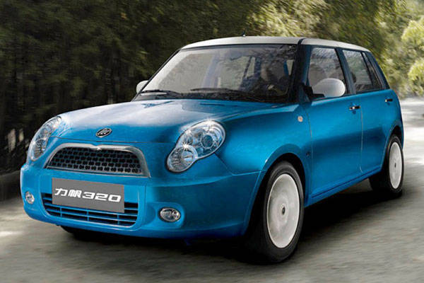 Mini Cooper Pickup >> 10 most audacious Chinese-made knockoffs