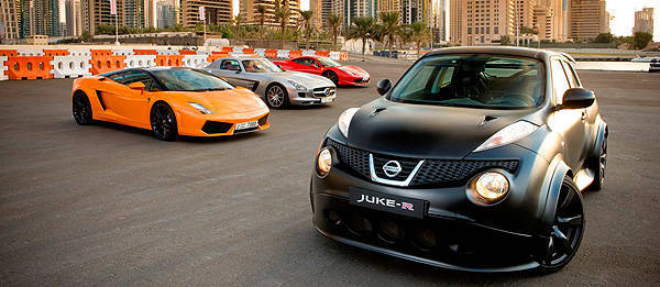 TopGear.com.ph Philippine Car News - Nissan to put Juke-R into limited production