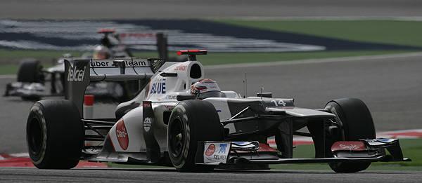 TopGear.com.ph Philippine Car News - Sauber F1 Team goes greenhouse gas-neutral