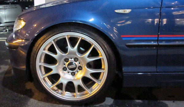 Wheel Gallery at Bimmerfest