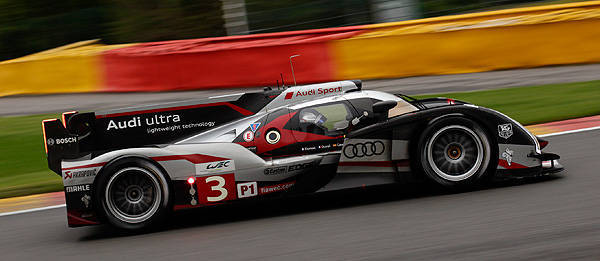 TopGear.com.ph Philippine Car News - Audi R18 wins Spa endurance race