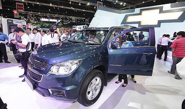 TopGear.com.ph Philippine Car News - Chevrolet Trailblazer already has 500 confirmed orders