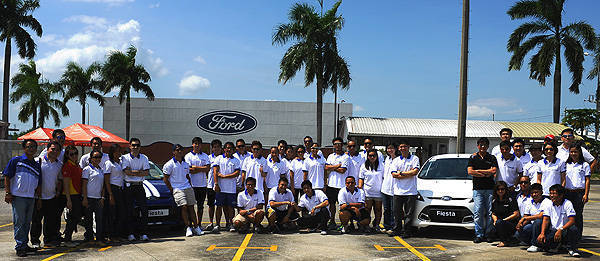 TopGear.com.ph Philippine Car News - Ford hosts Driving Skills for Life seminar
