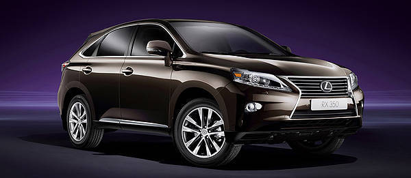 TopGear.com.ph Philippine Car News - Lexus Manila reveals updated RX350