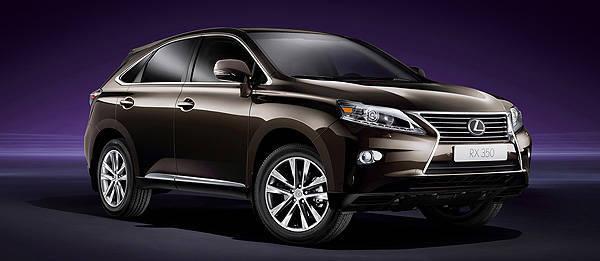 TopGear.com.ph Philippine Car News - Lexus Manila reveals updated RX350