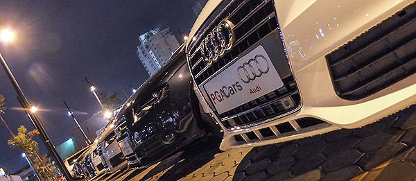 TopGear.com.ph Philippine Car News - Did PGA Cars and Audi crash ACC's BMW 3-Series launch party?