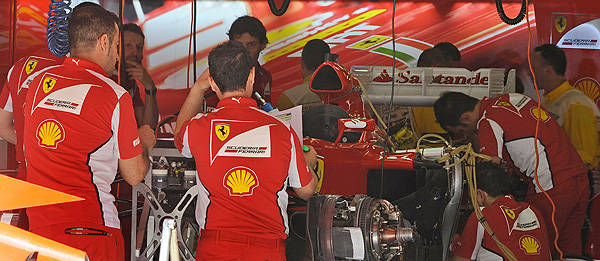 TopGear.com.ph Philippine Car News - Ferrari Formula 1 team to run with new Shell fuel at Spanish Grand Prix
