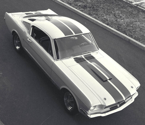 1965 Shelby Mustang GT350